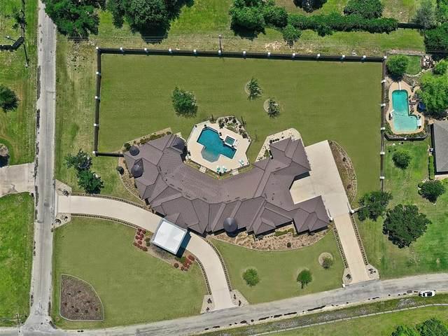 1510 Pecan Hill Road, Stephenville, TX 76401 (MLS #14498596) :: Team Hodnett