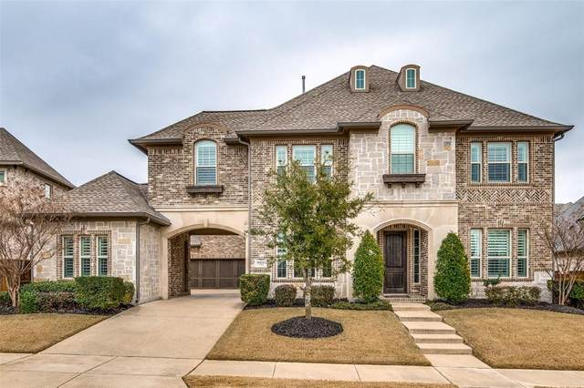 7312 Sevier Wells Road, Frisco, TX 75036 (MLS #14498602) :: Real Estate By Design