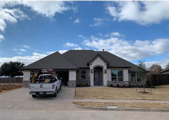 1007 Anna Circle, Granbury, TX 76048 (MLS #14498632) :: The Kimberly Davis Group