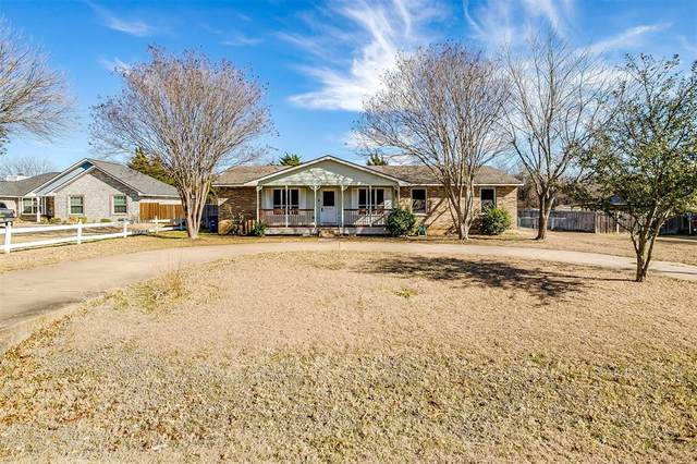 406 Sunflower Street, Red Oak, TX 75154 (MLS #14498746) :: Real Estate By Design