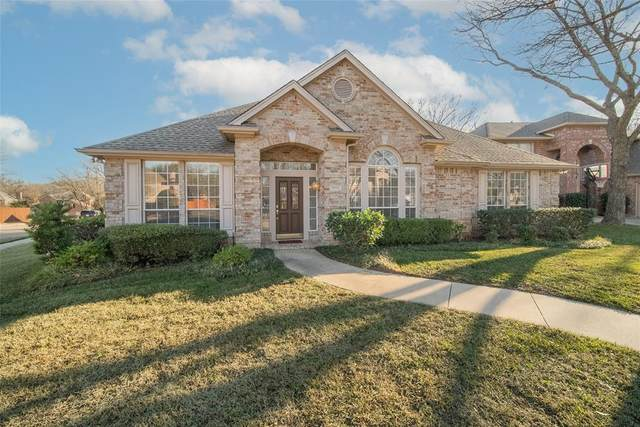 2201 Beechwood Lane, Flower Mound, TX 75028 (MLS #14498769) :: Post Oak Realty