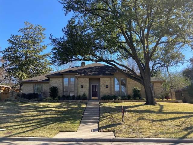 707 W Boydstun Avenue, Rockwall, TX 75087 (MLS #14498783) :: Real Estate By Design