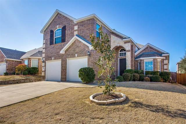 8424 Meadow Sweet Lane, Fort Worth, TX 76123 (MLS #14498796) :: Craig Properties Group
