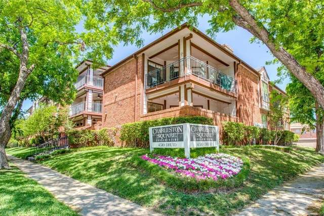 4510-4 Druid Lane #213, Dallas, TX 75205 (MLS #14498805) :: The Kimberly Davis Group