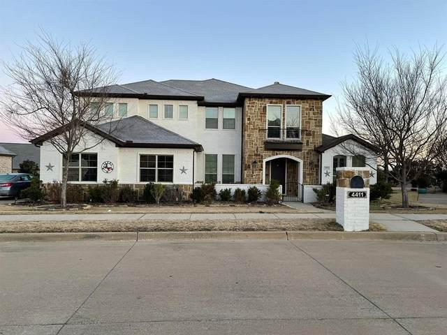 4411 Fairway View Drive, Fort Worth, TX 76008 (MLS #14498866) :: RE/MAX Landmark