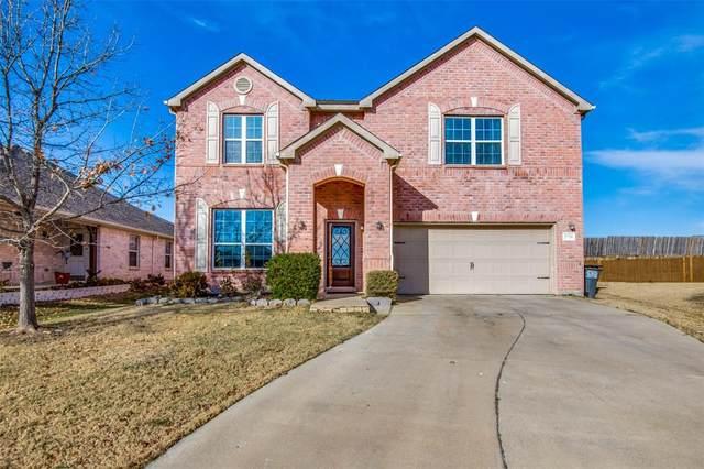 2729 Calmwater Drive, Little Elm, TX 75068 (MLS #14498872) :: Real Estate By Design
