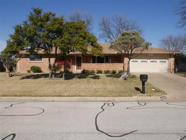 4112 Alicante Avenue, Fort Worth, TX 76133 (MLS #14498882) :: The Kimberly Davis Group