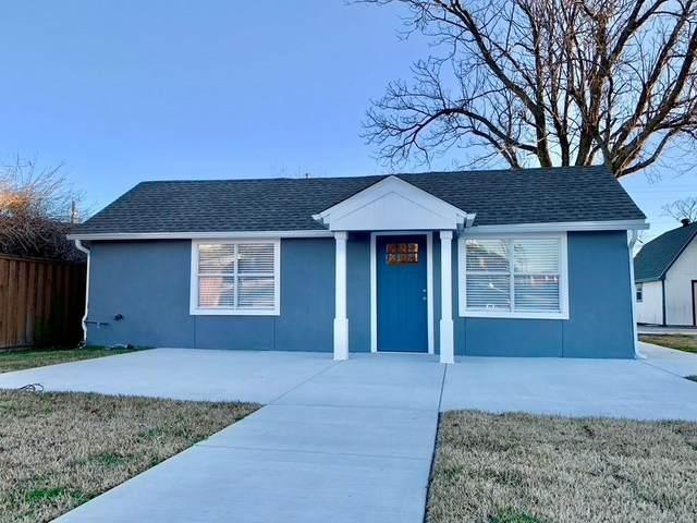 3706 Main Street, Rowlett, TX 75088 (MLS #14498903) :: The Kimberly Davis Group