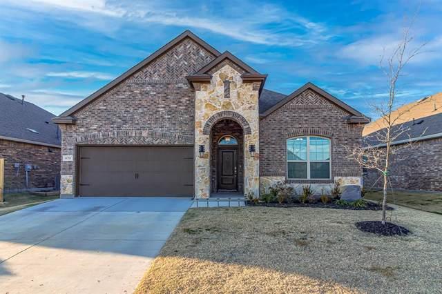 11221 Blaze Street, Aubrey, TX 76227 (MLS #14498910) :: Real Estate By Design