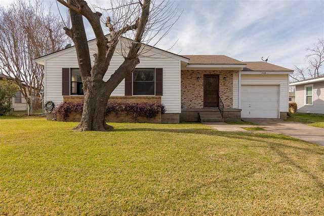 1425 Marion Drive, Garland, TX 75042 (MLS #14498914) :: All Cities USA Realty