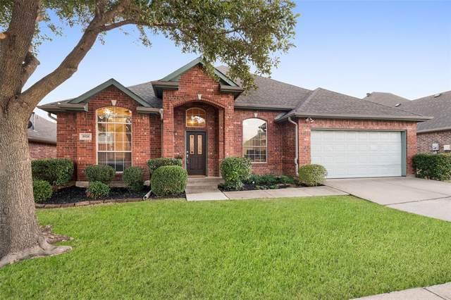 5920 Crestberry Lane, Sachse, TX 75048 (MLS #14498919) :: Maegan Brest | Keller Williams Realty