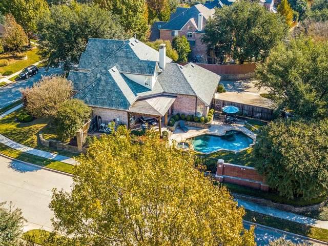 5501 Widgeon Way, Frisco, TX 75034 (MLS #14498928) :: Real Estate By Design