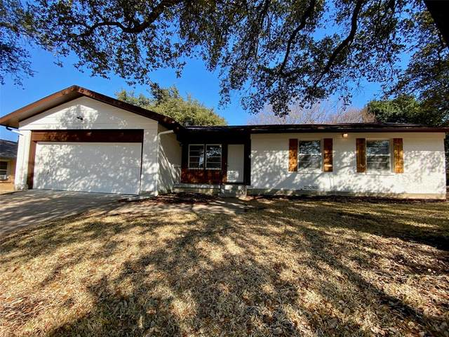 3208 Leith Avenue, Fort Worth, TX 76133 (MLS #14498932) :: The Kimberly Davis Group