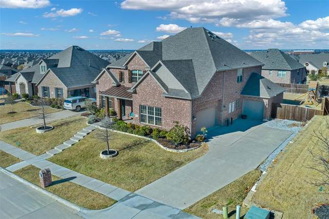 661 Broderick Lane, Prosper, TX 75078 (MLS #14498950) :: All Cities USA Realty
