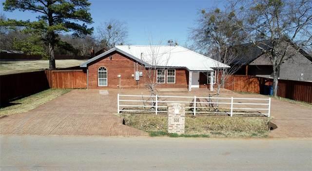 508 W Cotter Street, Alvarado, TX 76009 (MLS #14498983) :: Team Hodnett