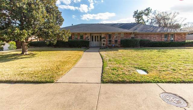 4324 Rickover Drive, Dallas, TX 75244 (MLS #14498986) :: The Mauelshagen Group
