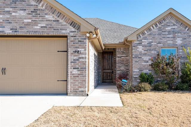 521 Landry Court, Granbury, TX 76049 (MLS #14499038) :: All Cities USA Realty