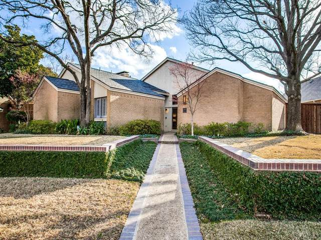 9616 Viewside Drive, Dallas, TX 75231 (MLS #14499050) :: Robbins Real Estate Group
