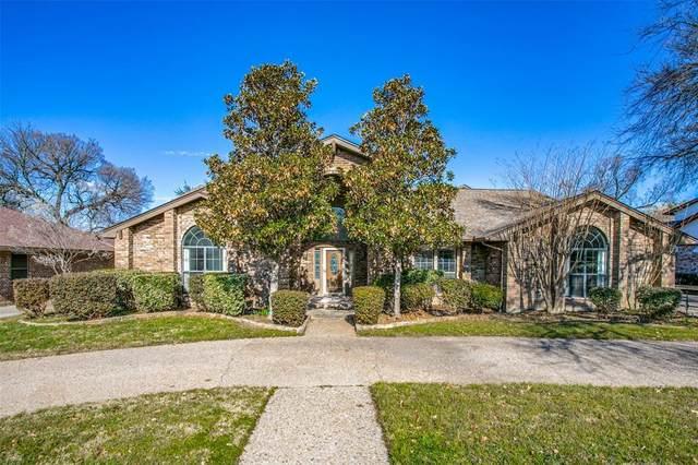 6113 Riviera Drive, North Richland Hills, TX 76180 (MLS #14499056) :: The Mauelshagen Group