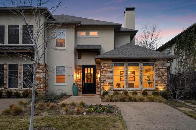 5541 Martel Avenue, Dallas, TX 75206 (MLS #14499079) :: The Chad Smith Team