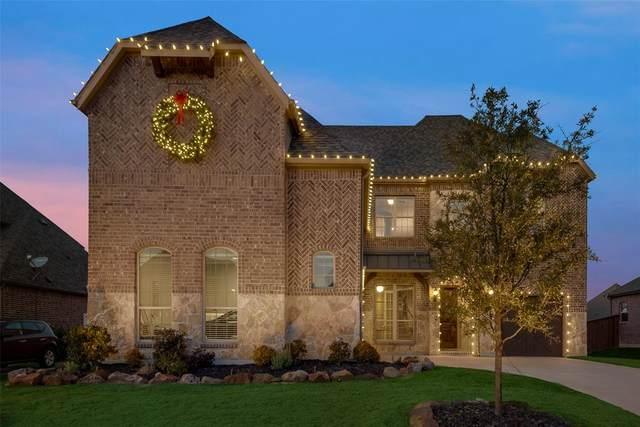 1751 Lonesome Dove Drive, Prosper, TX 75078 (MLS #14499087) :: The Daniel Team