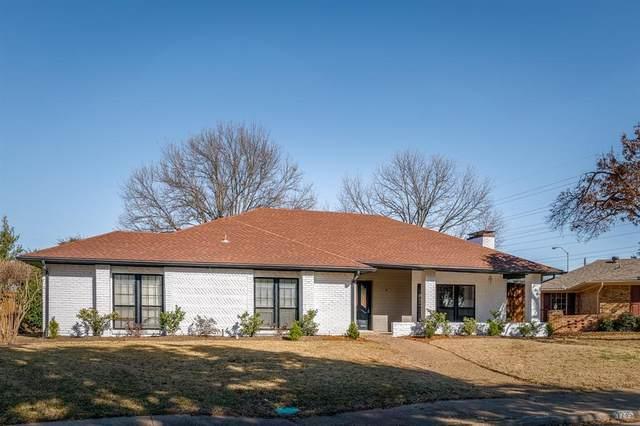 7235 Crooked Oak Drive, Dallas, TX 75248 (MLS #14499097) :: Trinity Premier Properties