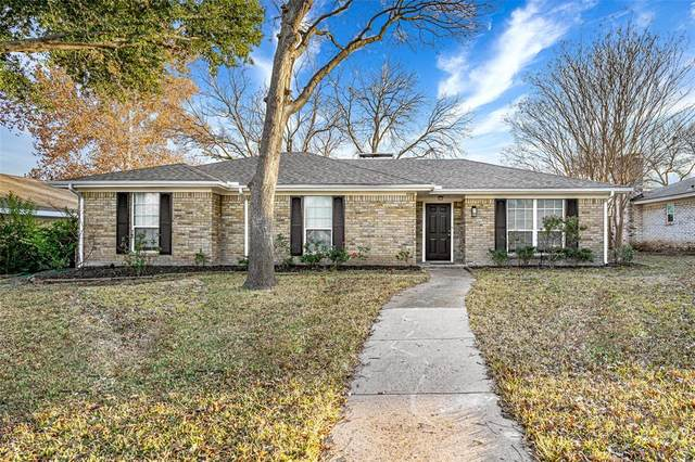 2200 Bengal Lane, Plano, TX 75023 (MLS #14499102) :: All Cities USA Realty