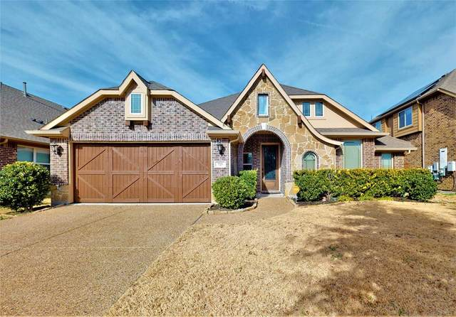 725 Lighthouse Lane, Savannah, TX 76227 (MLS #14499104) :: EXIT Realty Elite