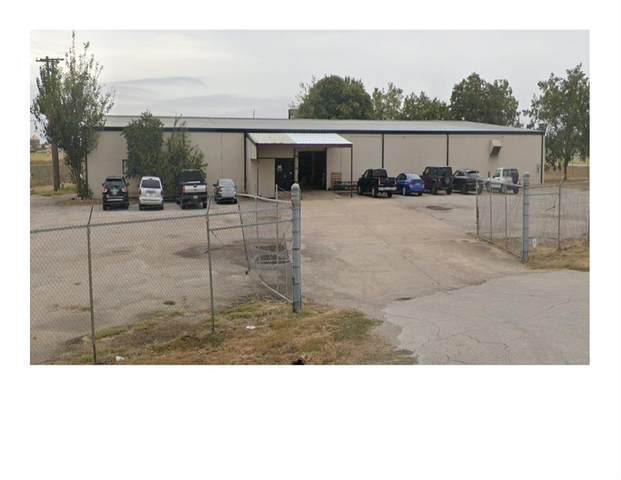 3501 S Interstate 35 Highway, Waxahachie, TX 75165 (MLS #14499123) :: The Hornburg Real Estate Group