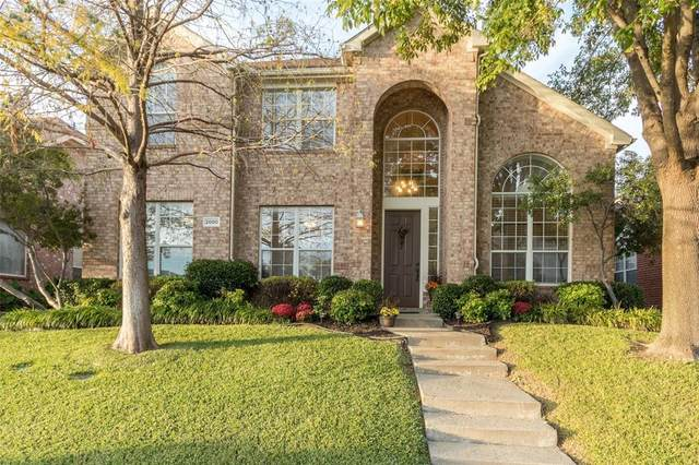 2000 Camelot Drive, Allen, TX 75013 (MLS #14499179) :: The Mauelshagen Group