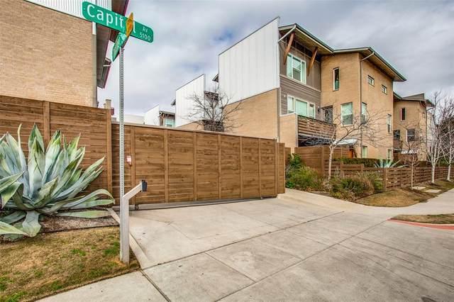 2467 Thatcher Drive, Dallas, TX 75206 (MLS #14499213) :: Post Oak Realty