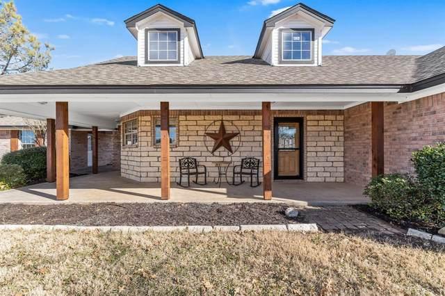 284 Edward Farris Road, Weatherford, TX 76085 (MLS #14499218) :: The Good Home Team