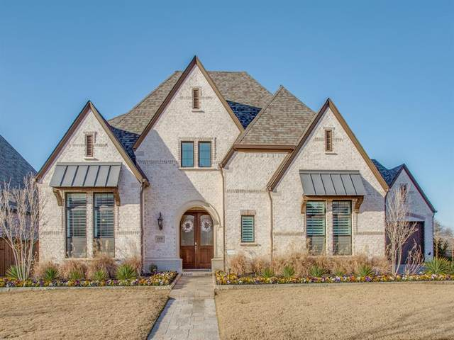 4430 Mill Branch Drive, Prosper, TX 75078 (MLS #14499245) :: Jones-Papadopoulos & Co