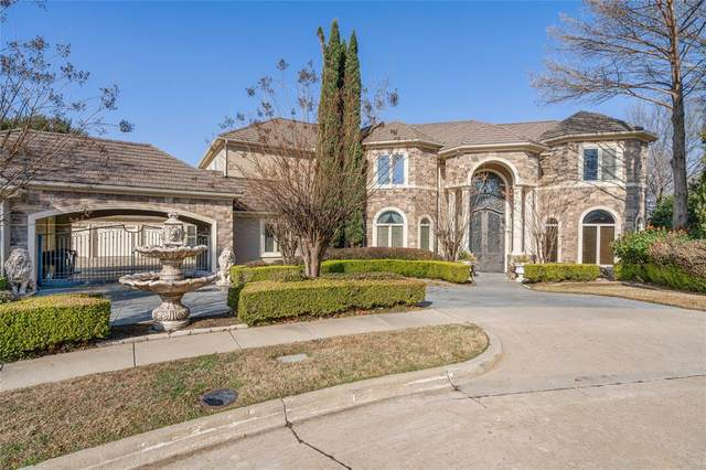 5813 Golden Leaf Court, Plano, TX 75093 (MLS #14499265) :: All Cities USA Realty