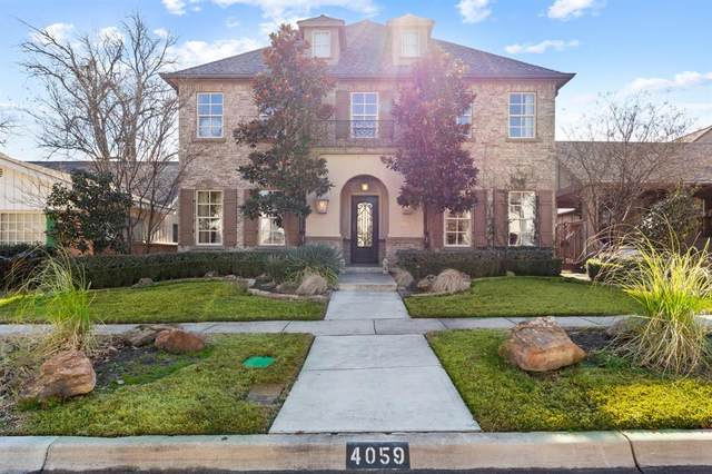 4059 Bunting Avenue, Fort Worth, TX 76107 (MLS #14499268) :: The Mauelshagen Group