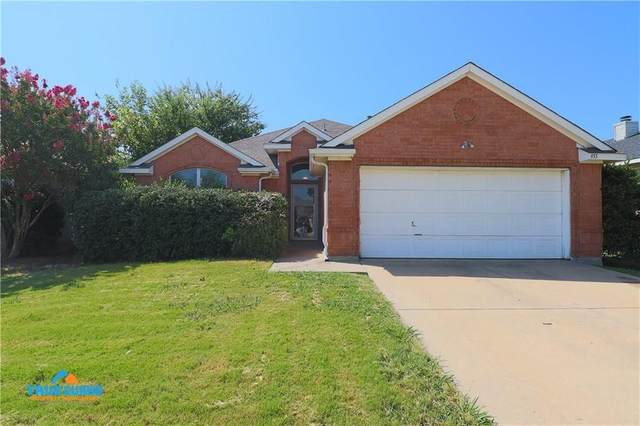 933 Grand National Boulevard, Fort Worth, TX 76179 (MLS #14499281) :: The Property Guys