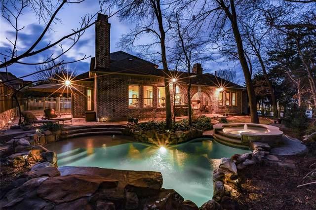 400 Yosemite Drive, Prosper, TX 75078 (MLS #14499292) :: Frankie Arthur Real Estate
