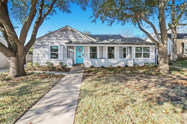 3116 Edgehill Road, Fort Worth, TX 76116 (MLS #14499317) :: The Kimberly Davis Group