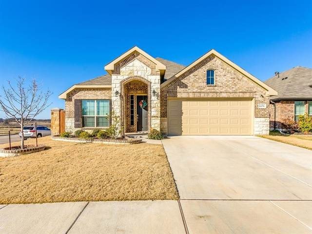 2576 Old Buck Drive, Weatherford, TX 76087 (MLS #14499324) :: All Cities USA Realty