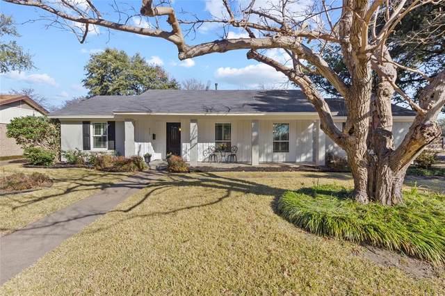 3145 La Kenta Circle, Farmers Branch, TX 75234 (MLS #14499372) :: Real Estate By Design