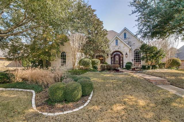 804 Country Club Drive, Heath, TX 75032 (MLS #14499375) :: Potts Realty Group