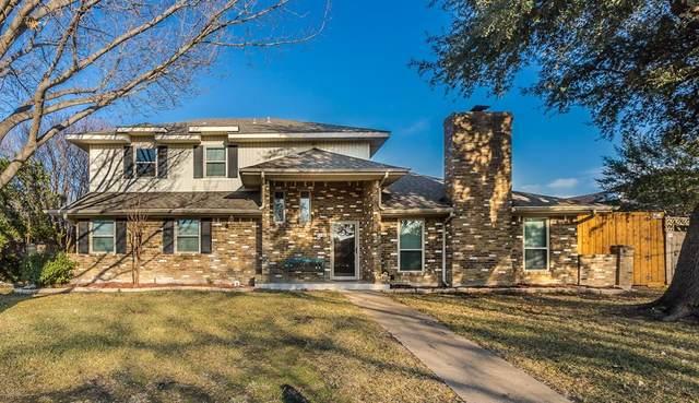 4452 Birdsong Lane, Plano, TX 75093 (MLS #14499404) :: EXIT Realty Elite