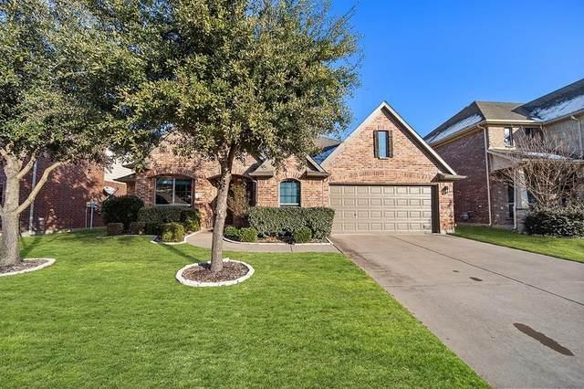 913 Tara Drive, Burleson, TX 76028 (MLS #14499406) :: The Kimberly Davis Group