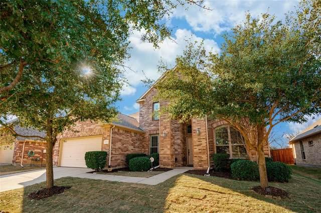 8201 Tyler Drive, Lantana, TX 76226 (MLS #14499407) :: All Cities USA Realty