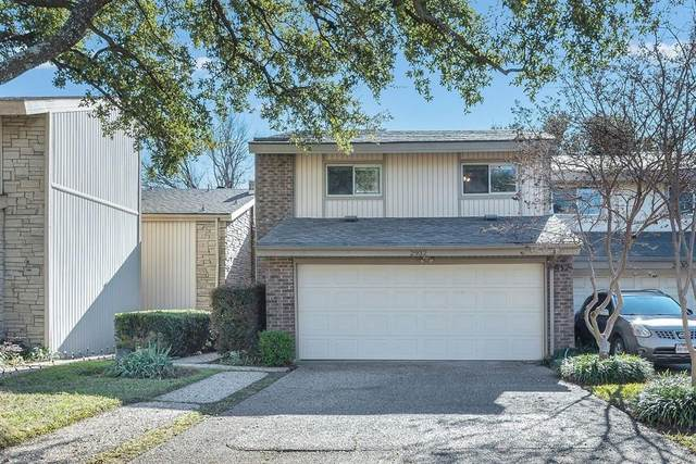 2932 Woodcroft Circle, Carrollton, TX 75006 (MLS #14499409) :: All Cities USA Realty