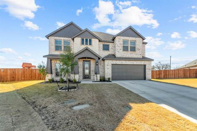1817 Pedernales Street, Burleson, TX 76028 (MLS #14499417) :: All Cities USA Realty