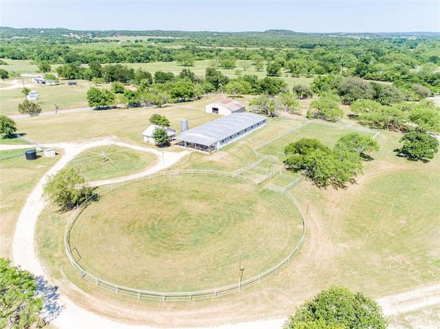 11154 County Road 156, Bluff Dale, TX 76433 (MLS #14499430) :: Real Estate By Design