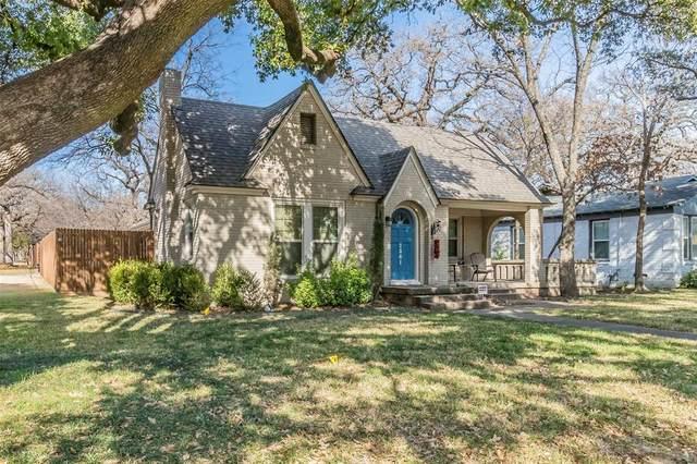 2301 Goldenrod Avenue, Fort Worth, TX 76111 (MLS #14499431) :: The Mauelshagen Group
