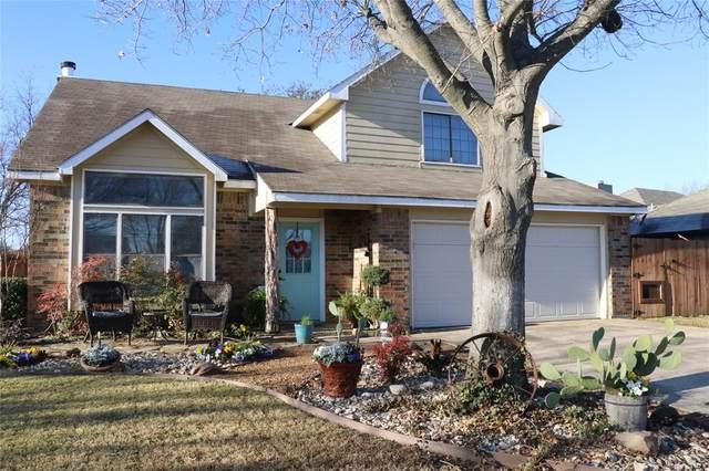 4718 Waxwing Drive, Arlington, TX 76018 (MLS #14499435) :: Robbins Real Estate Group