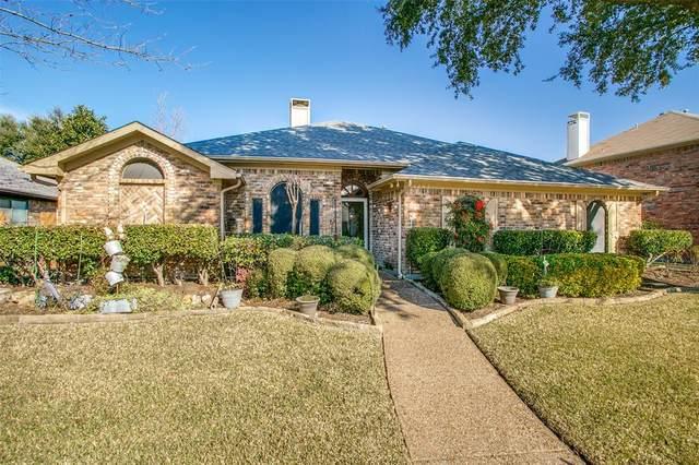 1203 Babbling Brook Drive, Lewisville, TX 75067 (MLS #14499448) :: Post Oak Realty